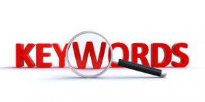 Identifying the Right Keywords