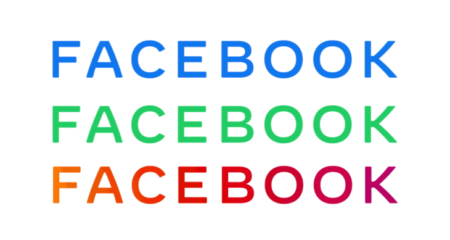 Facebook Unveils New Logo