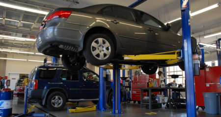 Cars have a Late MOT Test in January