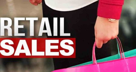 Retail Sales Fall in December