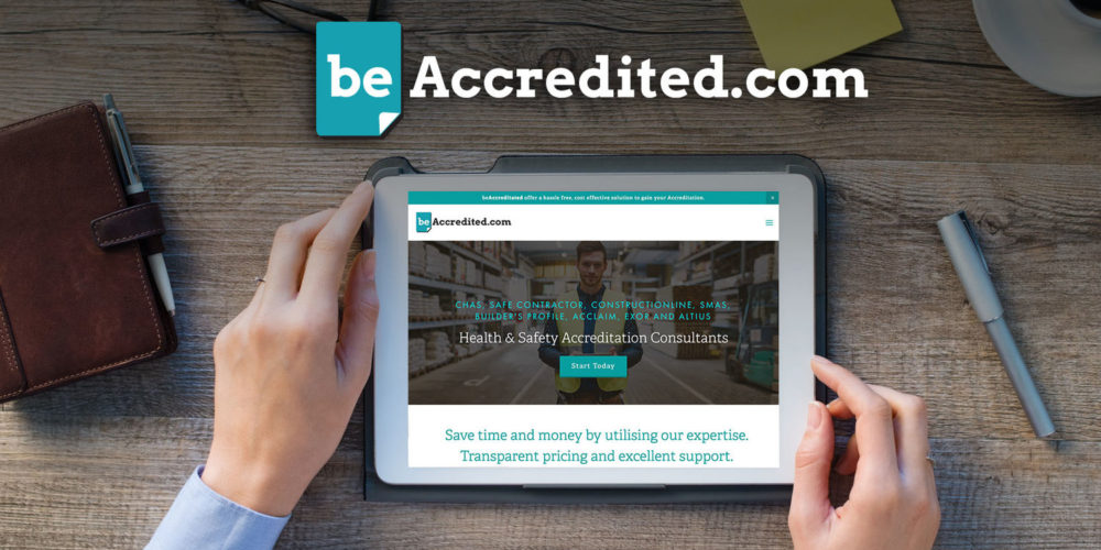 Become SSIP Accredited Today with beAccredited