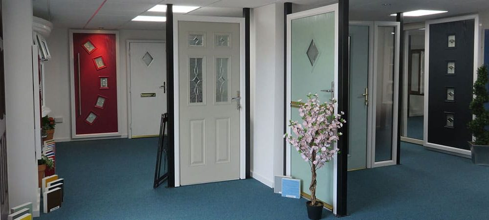 Composite & uPVC Double Glazed Doors