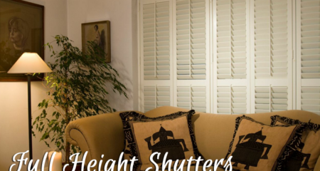 Plantation Shutters - Perfect for Your Home
