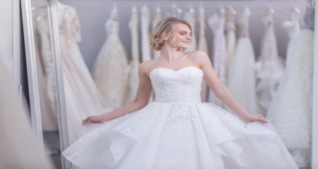 Cleaning & Preserving your Wedding Dress