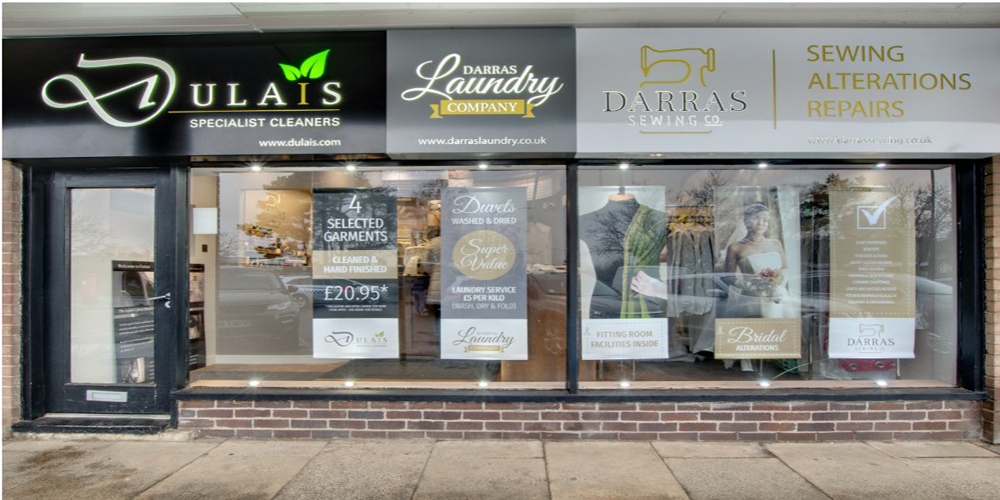 Dulais Dry Cleaning Services