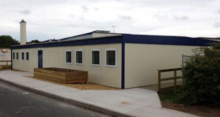 Modular Portable & Temporary Classrooms