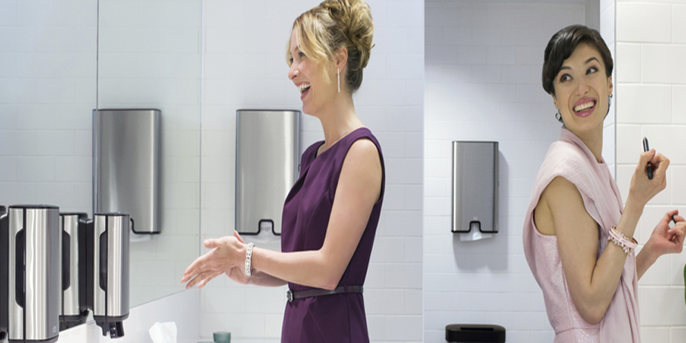 Tork Washroom Wipes and Dispensers
